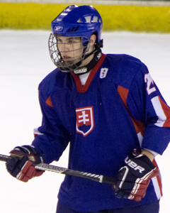WHL: Kootenay ICE sign import draft pick Bodak
