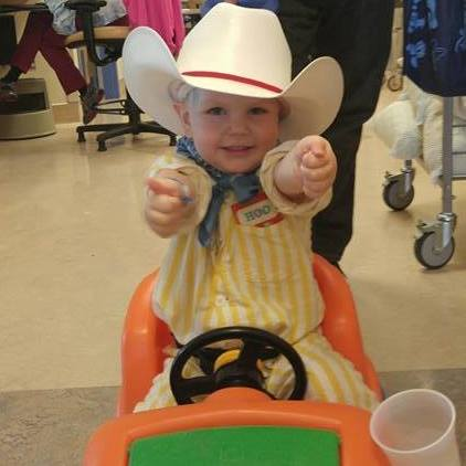 Two-year-old Cranbrook boy needs new heart