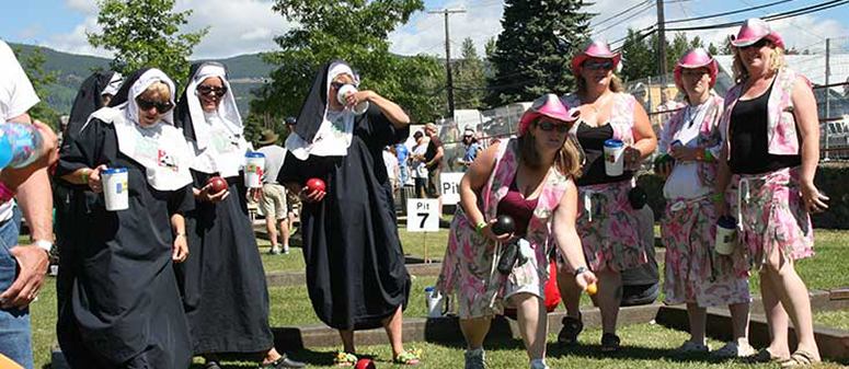 Kimberley hosts 45th JulyFest this weekend