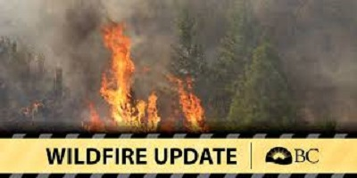 Province now experiencing its worst wildfire season ever: BC Wildfire Service