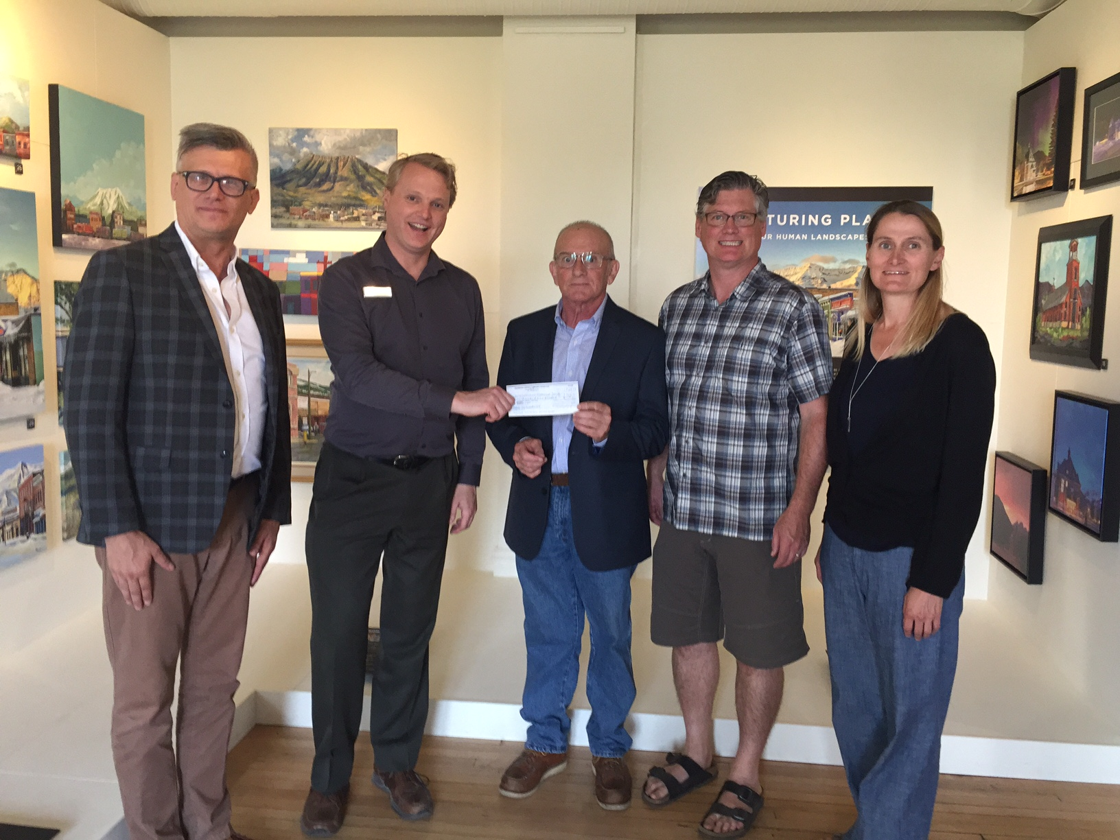 Three Fernie projects split $5.4k Community Fund grants