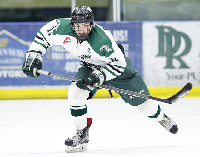 WHL: Top ICE prospect Krebs pushing for 2017-18 roster spot