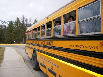 Kimberley parents cry foul over SD6 busing changes