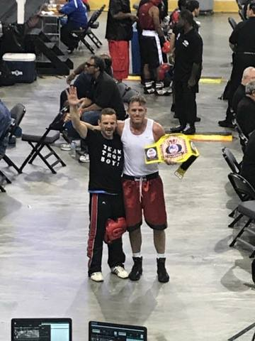 Cranbrook boxers pack a punch at Ringside World Championships