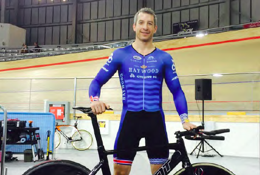 Cranbrook's Chernove leads Canada into para-cycling championships