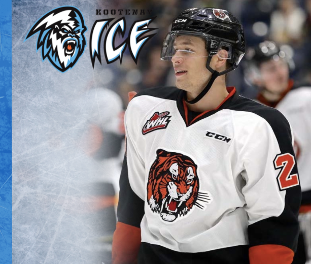 WHL: Kootenay ICE acquire D Henderson from Tigers