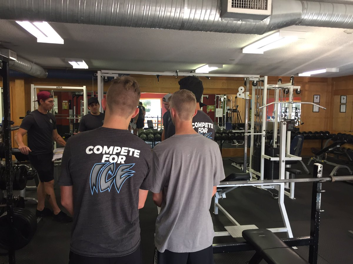 Training camps underway for ICE, Dynamiters, Ghostriders