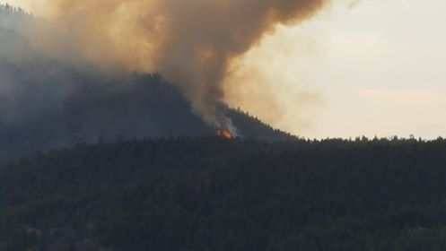 Smoky Skies advisory in place for East Kootenay once again