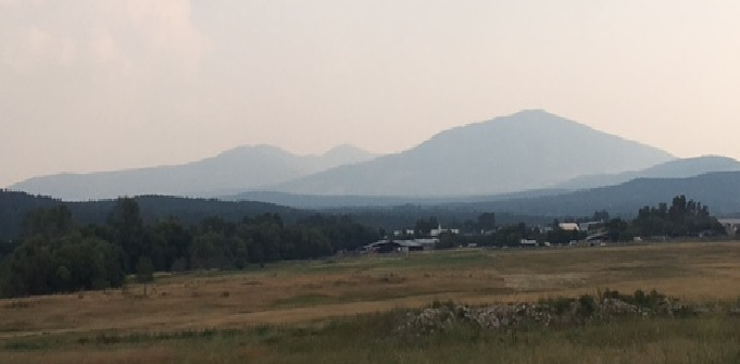 Smoky Skies Bulletin continued province-wide