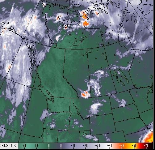 Cooler temperatures, precipitation forecast for East Kootenay next week