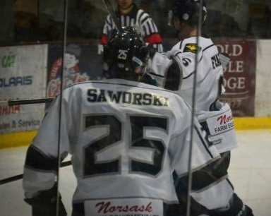 KIJHL: Ghostriders' Saworski continues to produce every game
