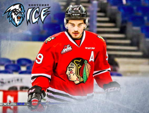 WHL: Kootenay ICE swap a pick for Portland's Veloso