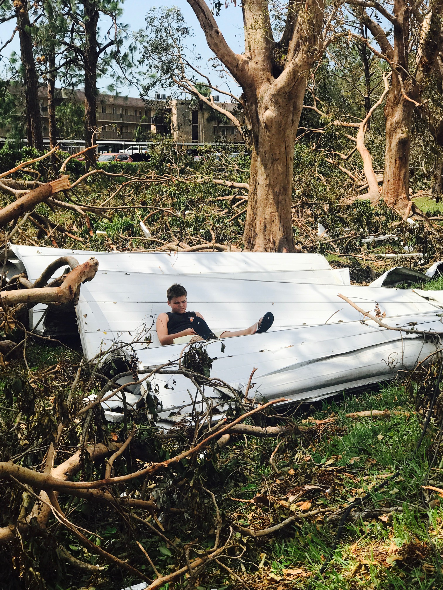 Former Cranbrook resident living in Florida shares Hurricane Irma experience