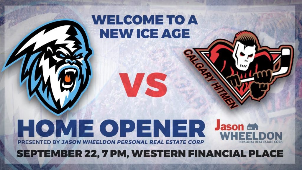 WHL: Puck drops on a new ICE Age Friday