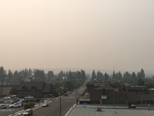 Smoky Skies Bulletin removed for East Kootenay; remains in Elk Valley