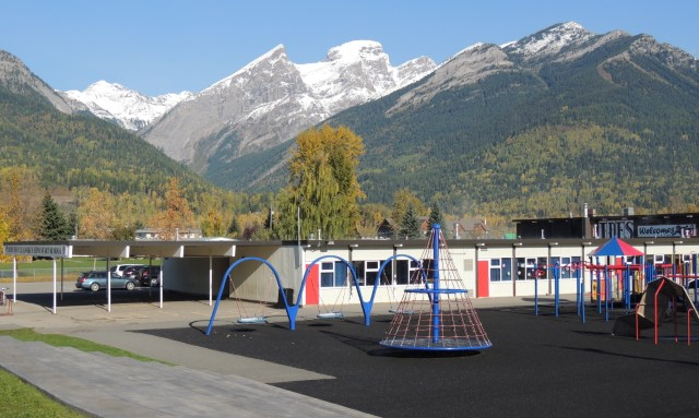 Fernie school puts gym to use to address portable shortage