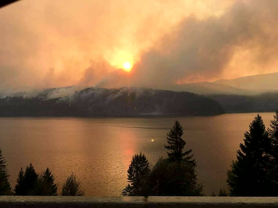 Evacuation Order for Moyie rescinded; three Alerts lifted