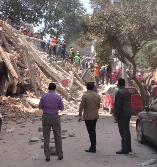 Cranbrook man in Mexico City safe after deadly earthquake