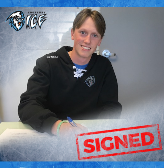 WHL: ICE sign German-Canadian forward Sebastian Streu