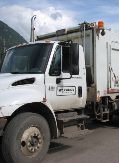 Sparwood wants more consultation before commercial garbage decision