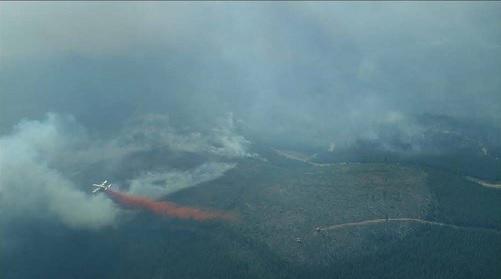 LATEST: Progress on local wildfires, team taking over Flathead area