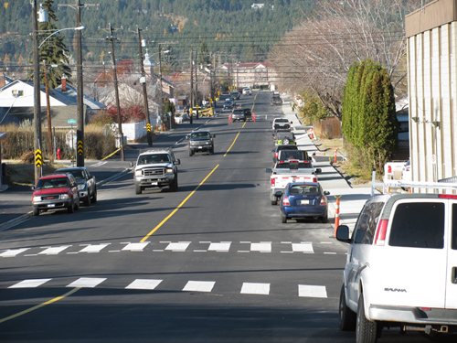 Cranbrook's extensive roads program wraps up this week