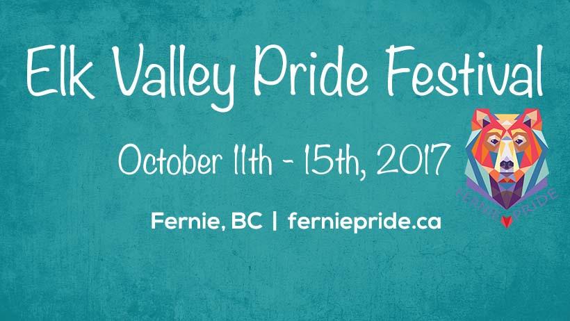 First ever Elk Valley Pride Festival underway in Fernie
