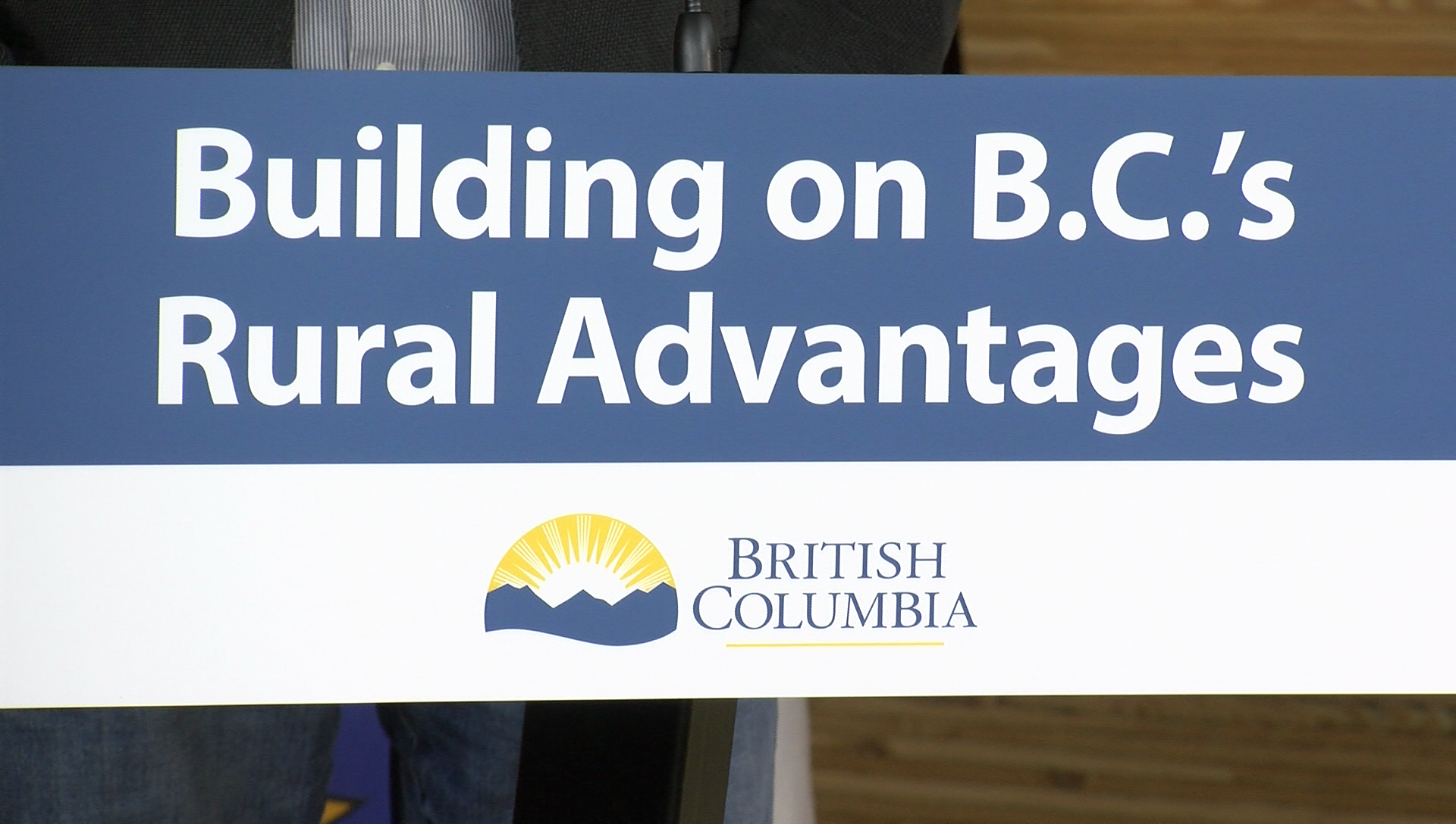 $20K from Rural Dividend allocated to East Kootenay