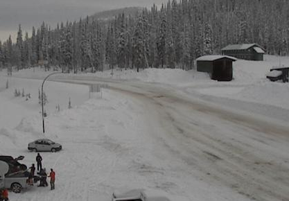 Freezing rain warning issued for Kootenay Pass