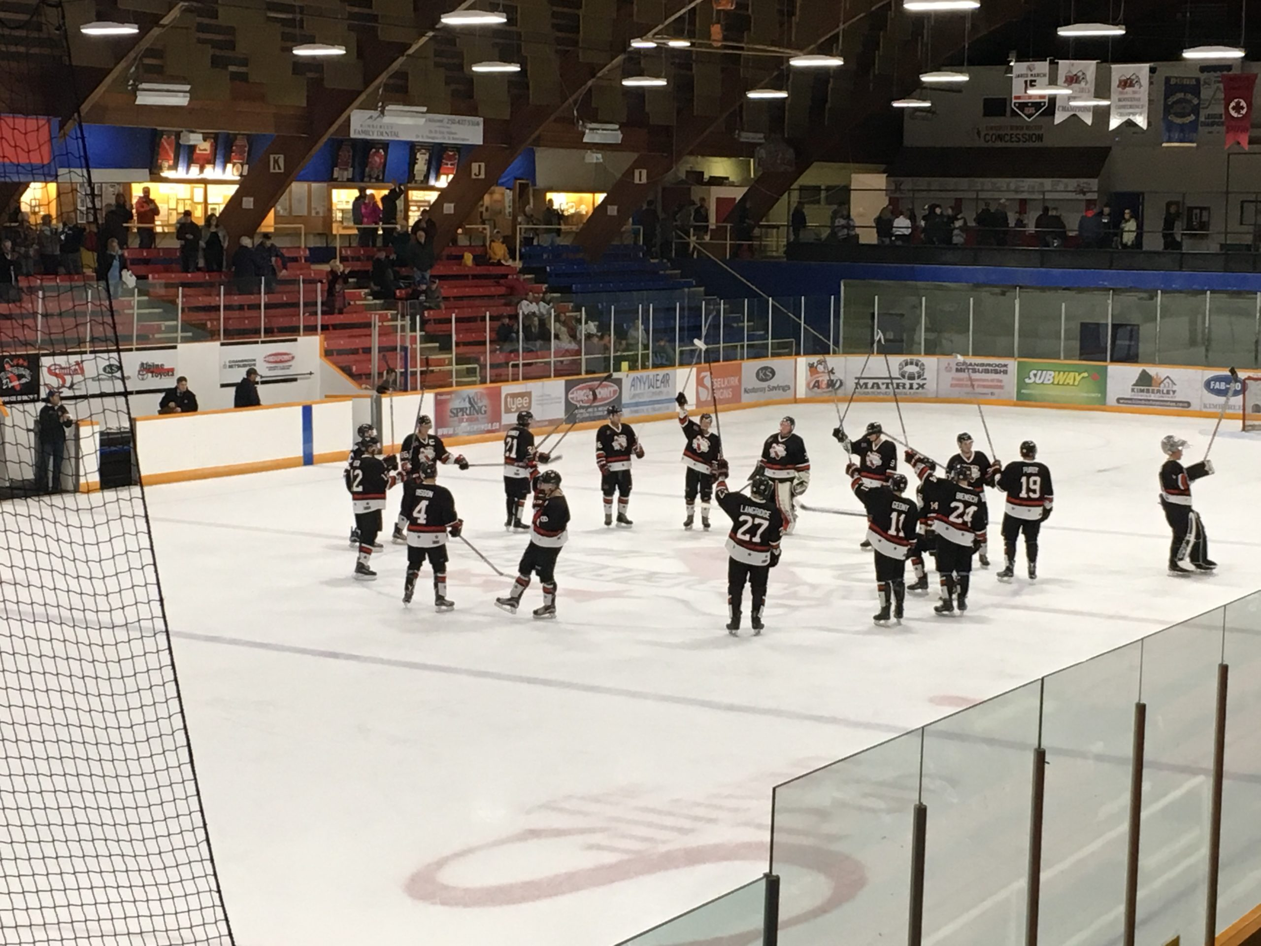 KIJHL: Dynamiters rally past Ghostriders in OT win