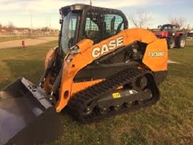 Police searching for stolen skid steer from Sparwood