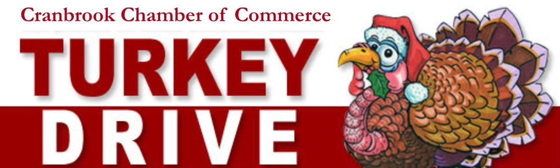 Cranbrook Chamber of Commerce looking for donations for annual Turkey Drive