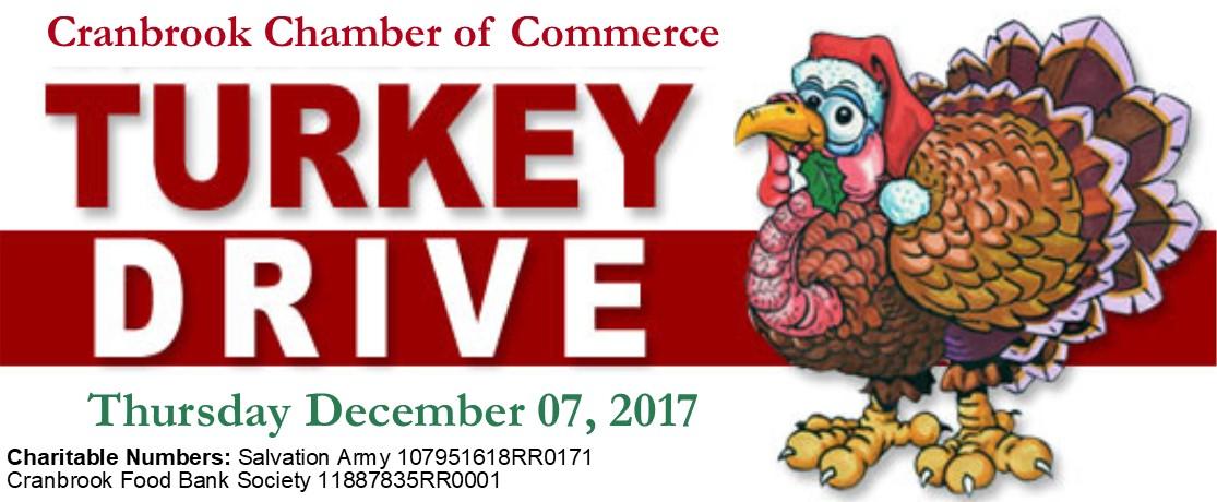 Cranbrook Turkey Drive Thursday