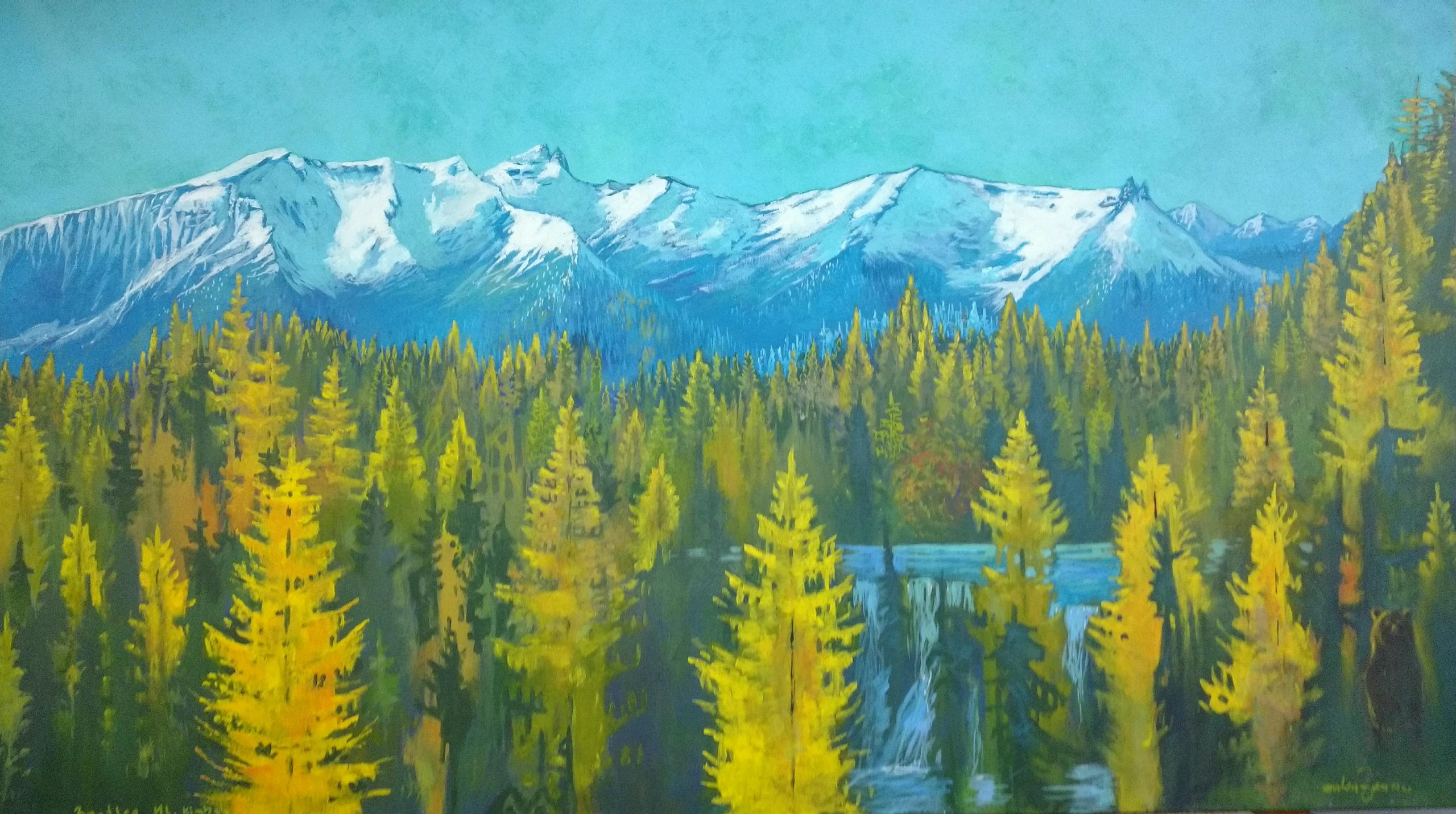 Kimberley artist wants Bootleg Mountain included in city's branding