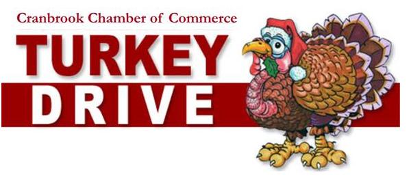Cranbrook Chamber Turkey Drive raises $53k