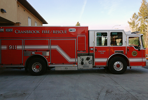 Fire safety important during holidays: Cranbrook Fire