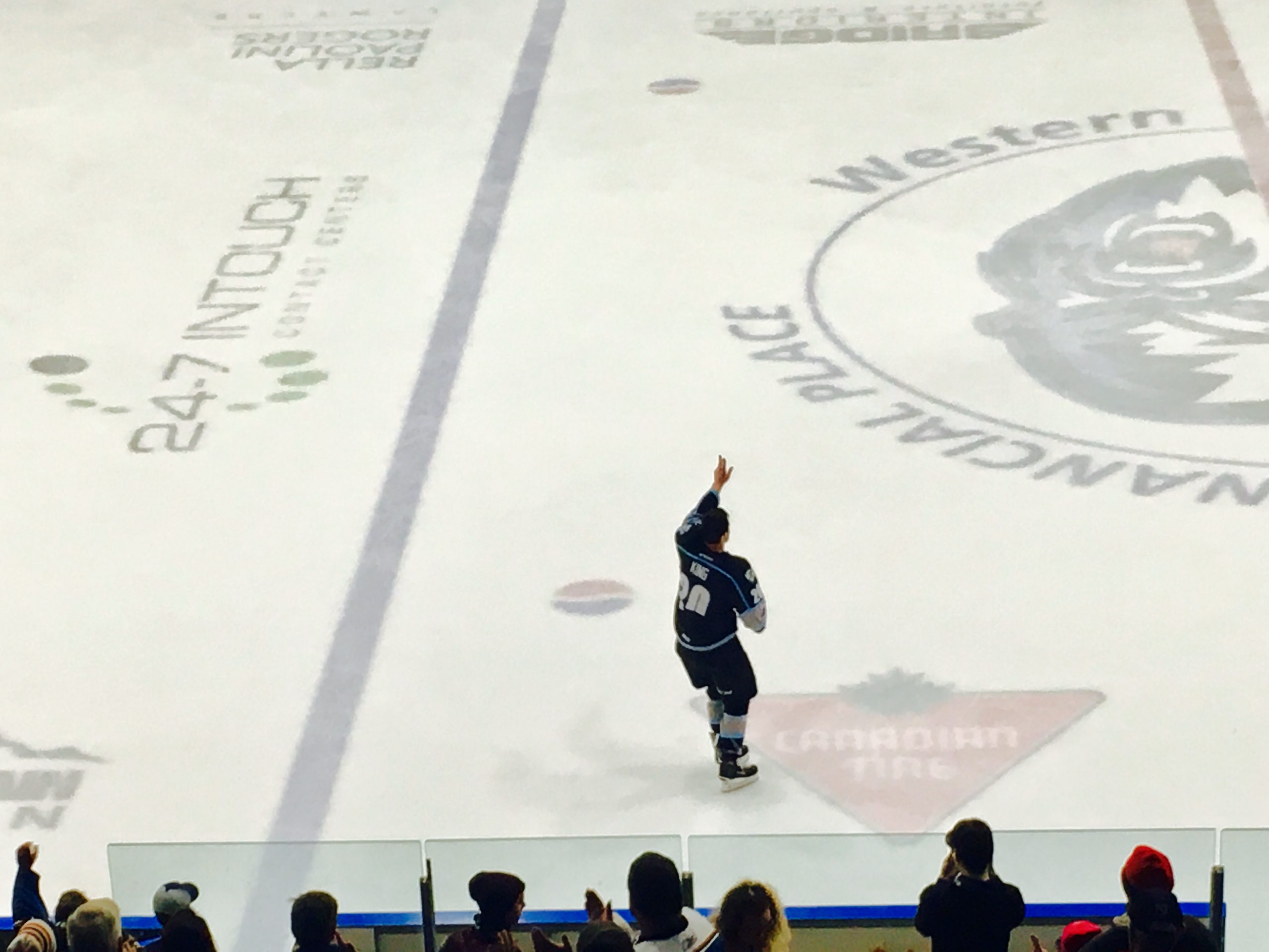 WHL: ICE defeat Hitmen 5-1 in Teddy Bear Toss game