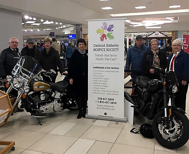 2017 Harley-Davidson bike raffle raises over $28,000 for hospice