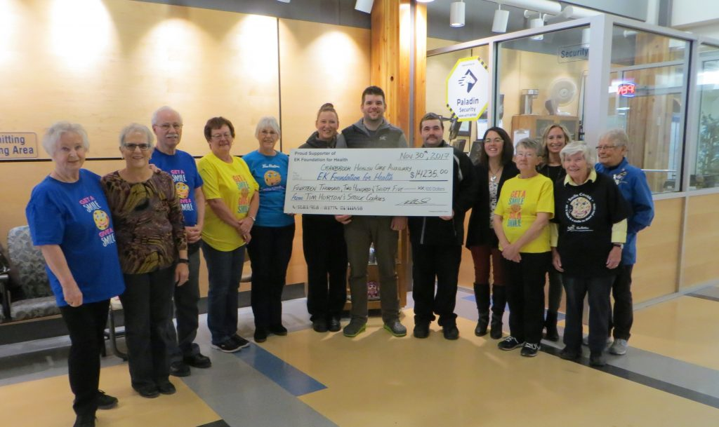 Smile Cookie campaign raises over $14k for Cranbrook's hospital