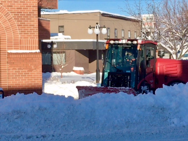 Cranbrook asks for patience for residential street snow removal