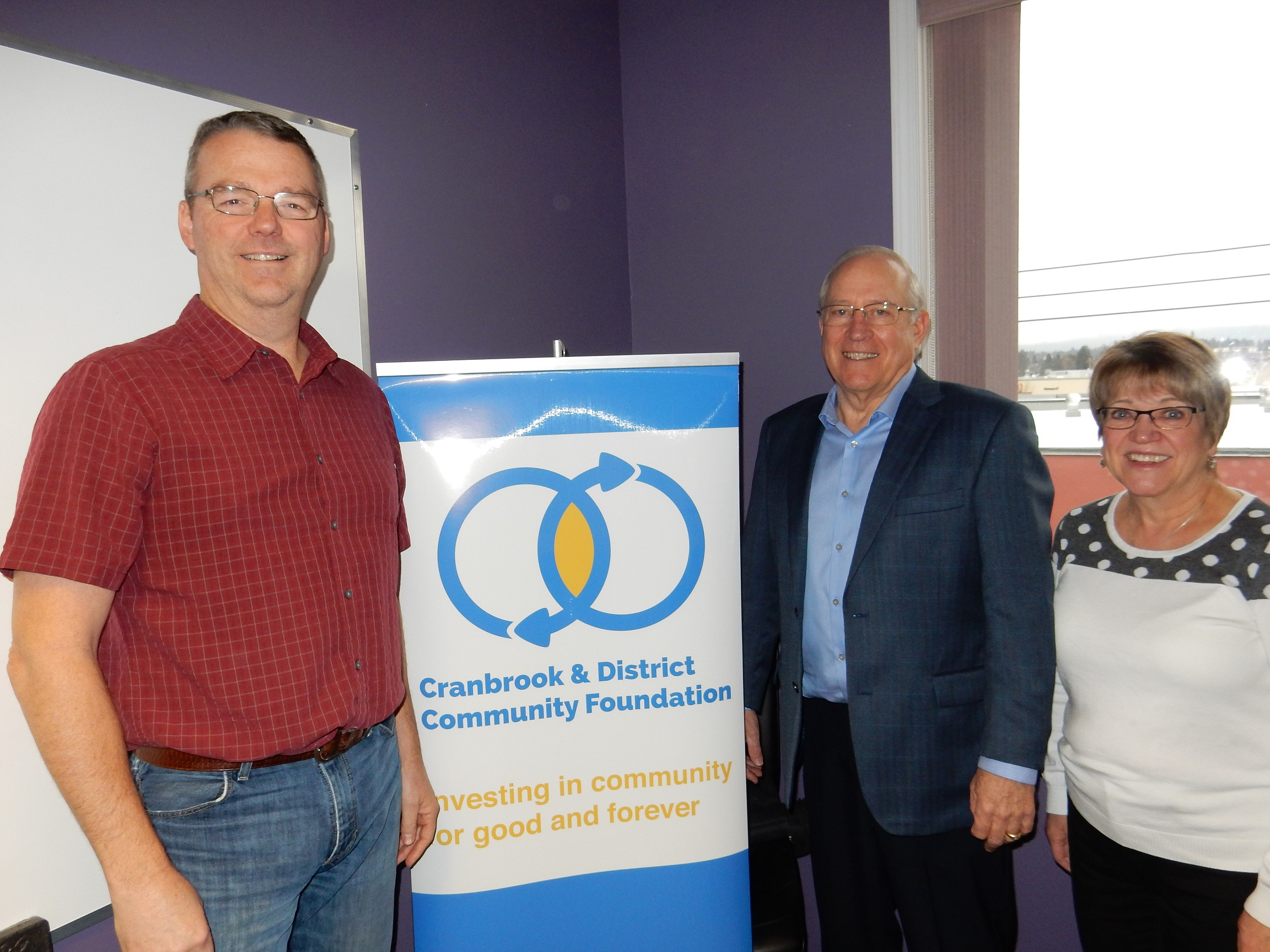 Sparwood Community Fund receives $50K from CBT