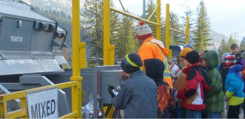 Wildsight brings Beyond Recycling program to East Kootenay kids
