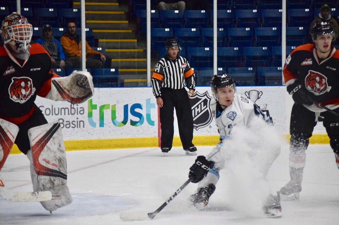 WHL: ICE try to break out of slump vs. Tigers