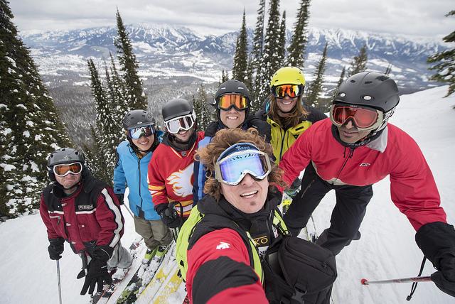 Elk Valley residents ski for free Sunday in Fernie
