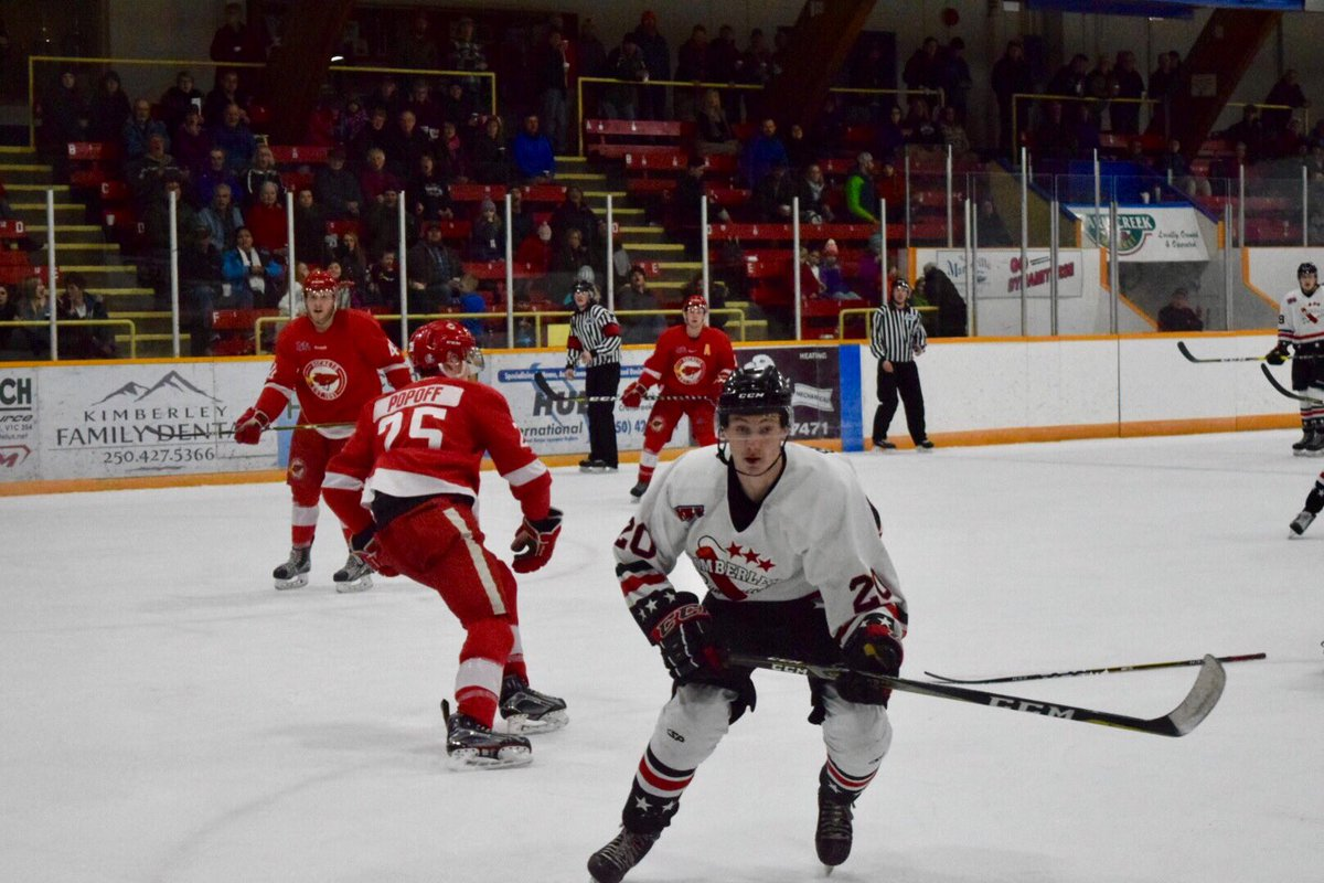 KIJHL: Dynamiters ready up for road weekend