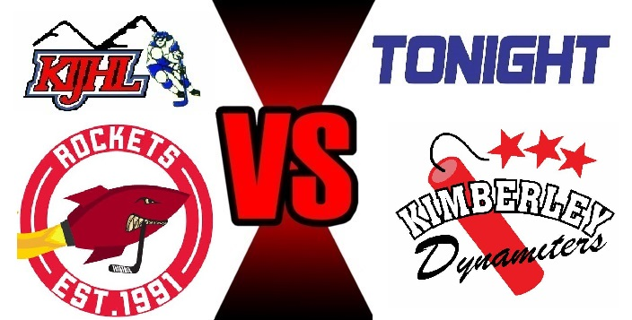 KIJHL: Dynamiters can secure division title Friday