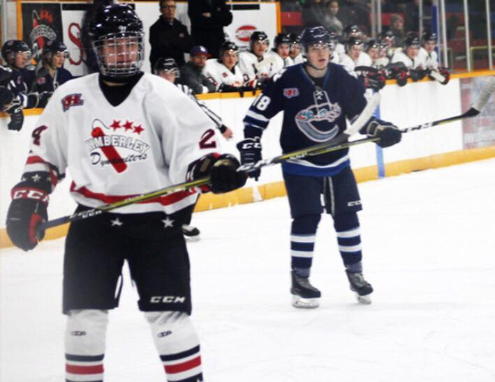 Kimberley teen relishing experience with Dynamiters