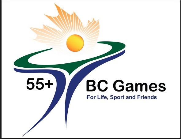 Kimberley/Cranbrook 55+ BC Games torch lighting Sunday