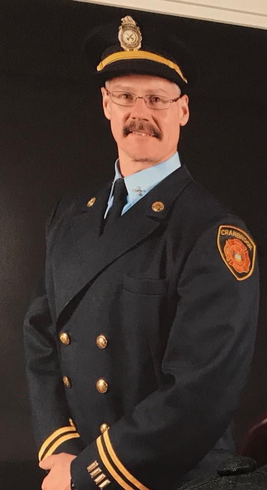 Cranbrook Fire Captain ID'ed as victim in fatal crash