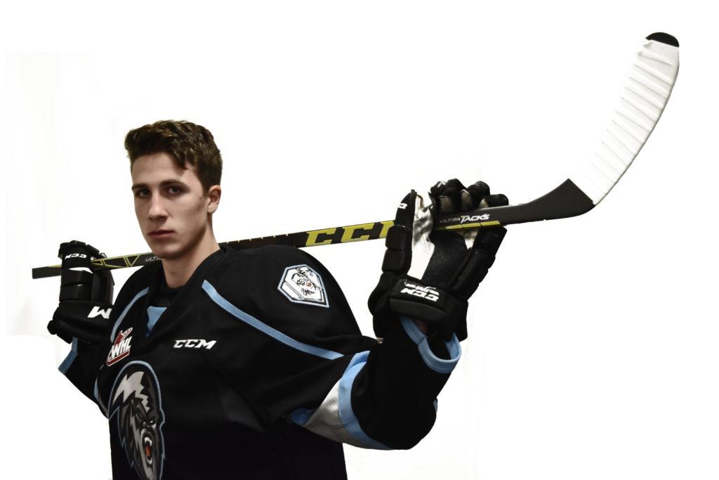 WHL: ICE recall F Blake Allan